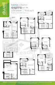 dwell floor plans the dwell nexthouse model home frontpage 1000