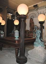 cast iron lighting columns 20th century cast iron column ls columns iron and floor l