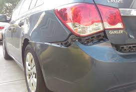 how much to fix a tail light cost of rear bumper replacement