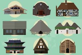 types of houses styles pictures of types houses around the world round designs