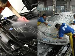 who offers complete car wash car cleaning and detailing services
