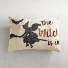 halloween pillow festive halloween throw pillow pillows u0026 cushions ghost throw