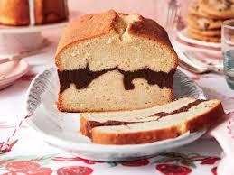 vanilla bean brownie ripple pound cake recipe southern living