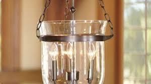 Pottery Barn Lantern Chandelier Gorgeous Glass Lantern Chandelier On Awesome Rectangular Foyer