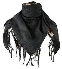 amazon black friday fashion sales amazon com premium shemagh head neck scarf black black clothing