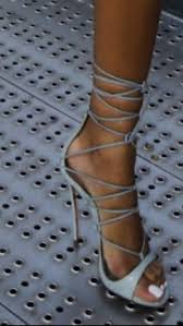 High Heels Meme - rihanna pulls miracle in stiletto heels while fans have collective