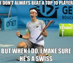 Tennis Memes - tennis memes on twitter sergiy stakhovsky upsets stanislas