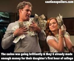 Casino Movie Memes - the house caution spoilers