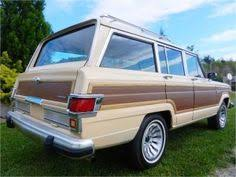 Light Year To Year Jeep Grand Wagoneer Interior Wagoneer Pinterest Jeeps And