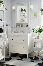 Ikea Hemnes Bathroom Vanity by 289 Best Bathrooms Images On Pinterest Bathroom Ideas Bathroom