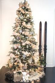 how to put ribbon garland on a tree ehow