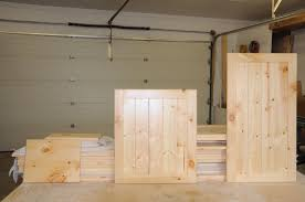 Knotty Pine Kitchen Cabinet Doors Knotty Pine Cabinet Doors By Friesen Lumberjocks