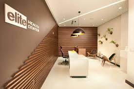 Reception Desk Miami by Miami Modern Scandinavian Medical Office Dkor Interiors Inc