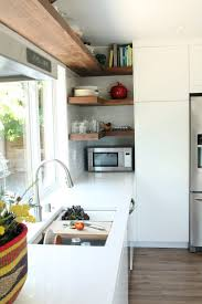 Narrow Kitchen Sinks by 5 Ways To Make The Most Of A Small Kitchen Kohler