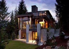 Exterior Home Lighting Design by Black Exterior Ideas For A Hauntingly Beautiful Home Collect This