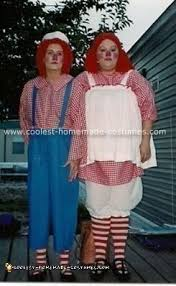 Raggedy Ann Costume Raggedy Ann And Andy Costume