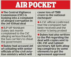 bureau d 騁ude cvc jet etihad deal cvc lens following a complaint from bjp mp