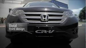 honda philippines honda cars philippines inc the all new honda cr v youtube