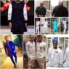 fashion in nigerian traditional styles latest tendencies 2017
