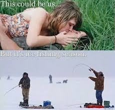Ice Fishing Meme - ice fishing memes home facebook