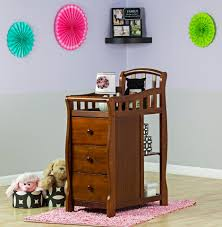 Solid Wood Mini Crib by Dream On Me Casco 4 In 1 Mini Crib And Dressing Table Combo