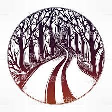 the 25 best dark forest tattoo ideas on pinterest forest tattoo
