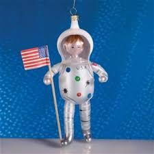 de carlini astronaut ornament the cottage shop