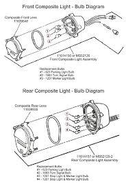 Led Tail Light Bulbs For Trucks military vehicle lighting tail lights marker lights bulbs