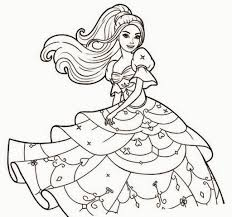 drawing picture barbie doll draw barbie