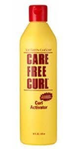 care free curl activator on natural hair amazon com softsheen carson care free curl gold instant