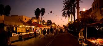 friday night lights huntington beach surf city nights weekly street fair live music food stands