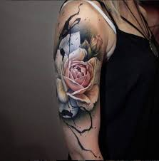 the 25 best rose tattoo cafe ideas on pinterest full sleeve