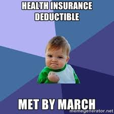 Health Insurance Meme - 6 year end tips to get the most out of your health insurance