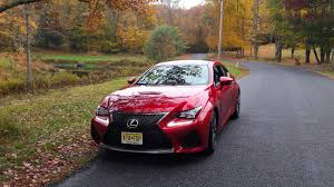 lexus is300 rc car the rc f is not the car lexus envisioned shifting lanes