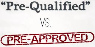 pre approval for a mortgage how the process works
