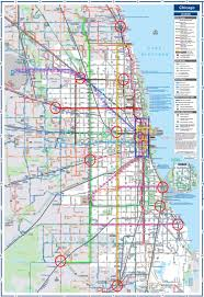 Chicago O Hare Airport Map by Revised To Include O U0027hare Midway Loop High Speed Express Loop And