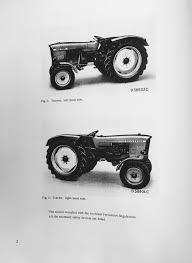 john deere jd 710 tractor operators operation maintenance manual