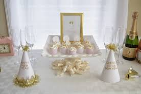 white party table decorations magnificent ideas of new year eve party table ideas integrate