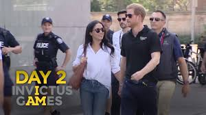 where does prince harry live invictus games 2017 prince harry with meghan markle forces tv