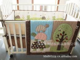 Frog Crib Bedding 3d Big Turtle Tree Frog Crib Bedding Set Quilt Bumper Mattress
