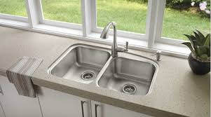 Moen Stainless Steel Kitchen Faucet Faucet Com 21657 In Spot Resist Stainless By Moen