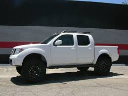 nissan frontier nissan frontier with fabtech 6 u2033 icon vehicle dynamics u2013