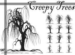 36 free photoshop tree brushes geeksucks