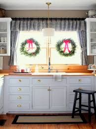 Cherry Kitchen Curtains by Momentous Contemporary French Country Kitchens With Brazilian
