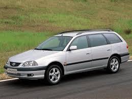 avensis toyota avensis wagon specs 2000 2001 2002 2003 autoevolution