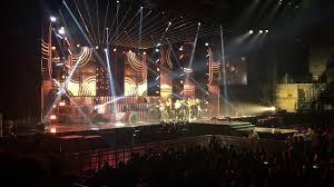 x factor live tour echo arena 2017 youtube