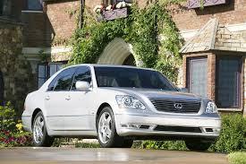 lexus ls 430 2004 lexus ls 430 overview cars com