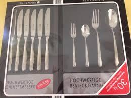 Auenthal Besteck 30 Teilig by Hochwertige Besteckgarnitur Solingen In Hessen Kelkheim Ebay