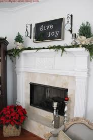 Images Of Mantels Decorated For Christmas 25 Unique Christmas Mantels Home Stories A To Z