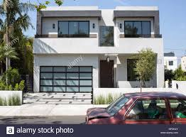 spanish style houses pictures of the new designer box homes in los angeles which are